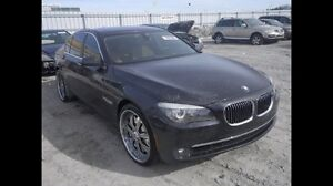 2012 BMW 740 export only