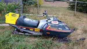 1984 Yamaha bravo 250