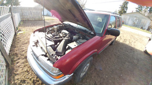 98' Chevy Blazer (engine blown)