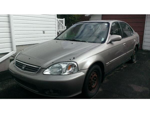 Used 2000 Honda Civic
