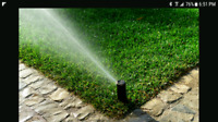 Irrigation system closings