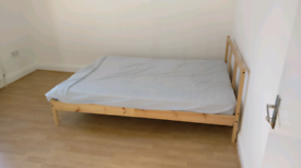3 Double beds with mattress