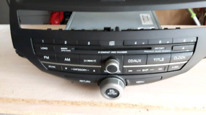 Honda Accord 6 pack stereo to fit 2008 and newer