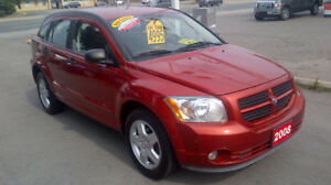 2008 Dodge Caliber SXT SUV - only $ 4995 / CERTIFIED