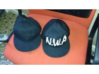 NWA and Monster hat