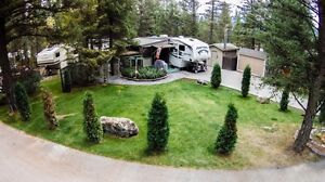 RV LOT / SITES AVAILABLE CLOSE TO CALGARY