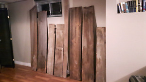 Dyi. Barn board