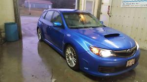 2009 Subaru sti /with warranty