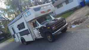 1976 Ford Frontier Motorhome