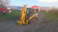 fenceing and skid steer work available cheap rates
