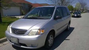 "2001 Mazda MPV LX ""AS IS"""