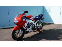 1999 Honda CBR900rr Fireblade RR X One Owner and Only 9941 miles Super Sports