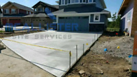 Driveways & Garage pads & Patios
