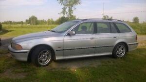 1999 BMW 5-Series Wagon