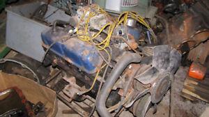 moteur 289 1966