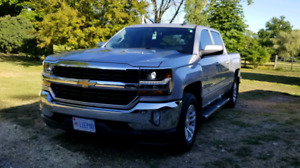 2017 True North Edition Chevy Silverado