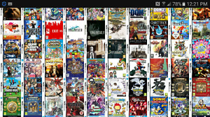 ISO used ds and 3ds games