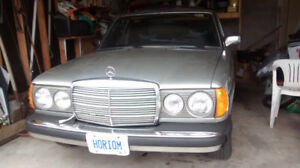 1979 Mercedes benz For Sale