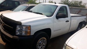 2009 Chevy Silverado single cab 4x4