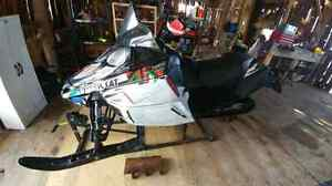 Parting out Arctic Cat F1000
