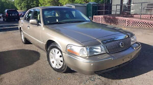 2003 Mercury Grand Marquis Ls ultimate Sedan