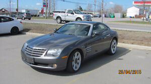 Chrysler Crossfire (Phone number updated)