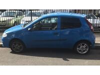 Fiat punto ideal first car 1.2 engine perfect runner.