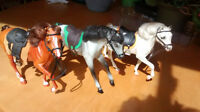 """Grand Champion"" Horse Figurine Toys"