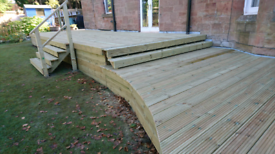 A&G Builders **Fencing, Paving, Gates, Decking, Shed Bases, **