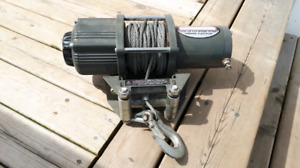 3500lb ATV/Side by Side Electric Winch