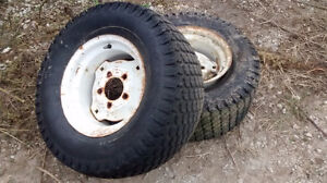 Tires and rims Windsor Region Ontario image 3