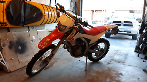 2015 CRF250L needs to go!