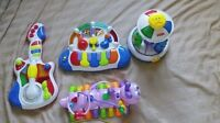 Music and stroller toys