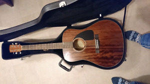 Fender guitar, great condition