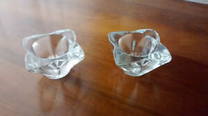 Pair of Candle Holders.
