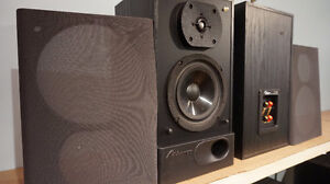 MIRAGE M-290 Bookshelf speakers