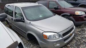 Chevrolet Uplander 2007 - Pour pièces chez Asselin - For parts