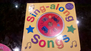 Song books & CD
