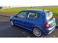 Clio 172 cup, needs attention