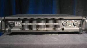 QSC PL230 Digital Power Amp
