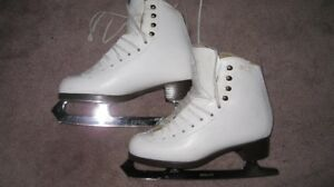 GAM Like New Skates 6B Skates/Ultima Mirage Good Blades!