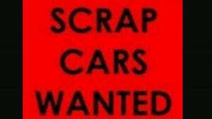 Cash For Scrap Cars Vans Truck Call 905 380 9337