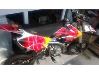 Redbull pit bike 140cc