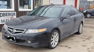 08' Acura TSX Tech Package w/ navigation