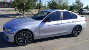 2012 BMW 320  no accident  sunroof