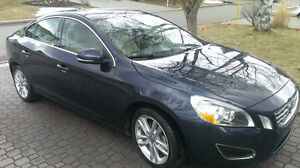 2012 Volvo S60 T6 AWD 300hp! 93500km impeccable