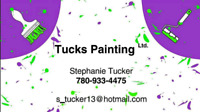 Reputable painting company booking new jobs