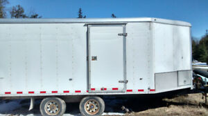 2008 WELLS CARGO ENCLOSED TRAILER 14FT WITH A 5FT V NOSE