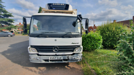Lorry class 1 driver wanted - Please contact me.
