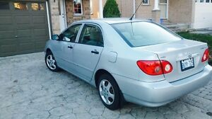 2005 TOYOTA COROLLA with 4 Extra Winter Tires & More! Kitchener / Waterloo Kitchener Area image 10